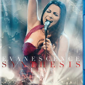 Evanescence: Synthesis Live (A PopEntertainment.com Music Video Review)
