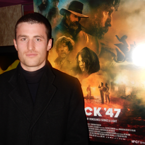 James Frecheville Plays Hardened Fighter Feeney Getting Revenge in Black 47