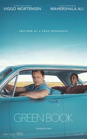 Green Book (A PopEntertainment.com MovieReview)