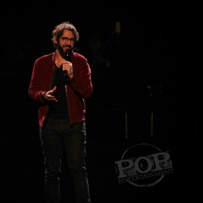 Josh Groban & Idina Menzel – Wells Fargo Center – Philadelphia, PA – November 12, 2018 (A PopEntertainment.com Concert Review)