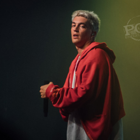 LANY – Terminal 5 – New York, NY – November 4, 2018 (A PopEntertainment.com Concert Photo Album)