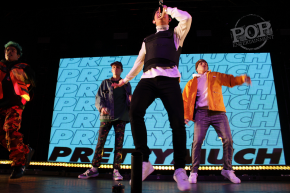 PRETTYMUCH &  Gunnar Gehl – Theater of the Living Arts – Philadelphia, PA – November 3, 2018 (A PopEntertainment.com Concert Review)