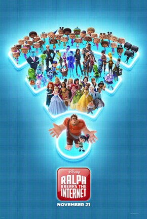Ralph Breaks the Internet (A PopEntertainment.com Movie Review)