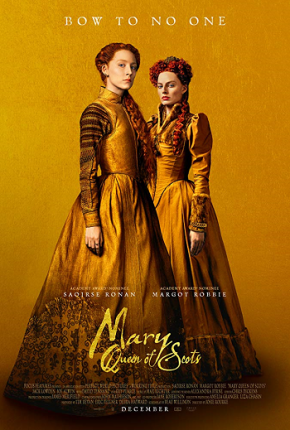Mary Queen of Scots (A PopEntertainment.com Movie Review)