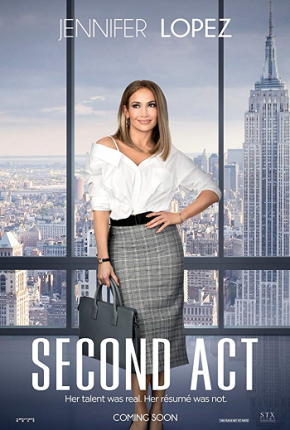 Second Act (A PopEntertainment.com Movie Review)