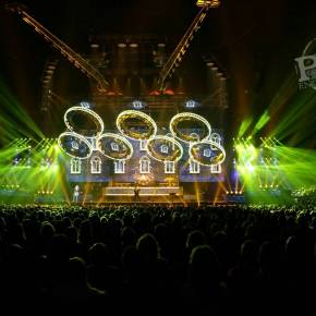 Trans-Siberian Orchestra – Wells Fargo Center – Philadelphia, PA – December 21, 2018 (A PopEntertainment.com Concert Photo Album)