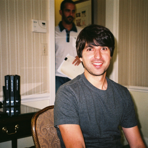 Demetri Martin – 3 Months of Peace and Music
