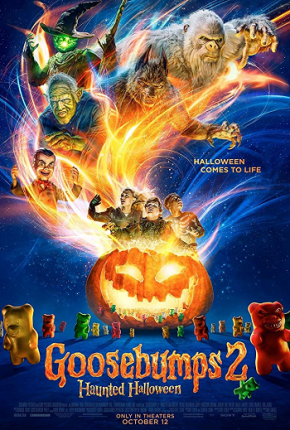 Goosebumps 2 (A PopEntertainment.com Movie Review)