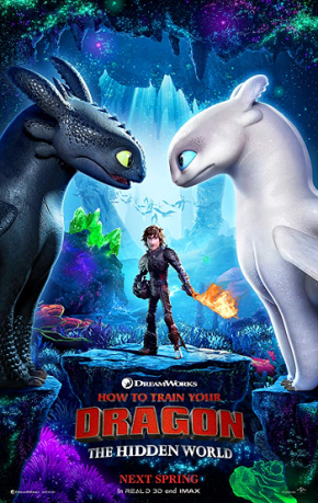 How to Train Your Dragon – The Hidden World (A PopEntertainment.com MovieReview)