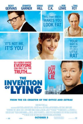 The Invention of Lying (A PopEntertainment.com Movie Review)