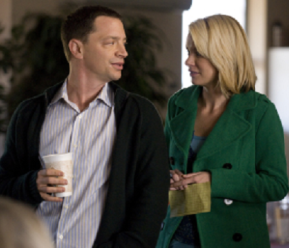 Nichole Hiltz and Joshua Malina – Bonding In Plain Sight