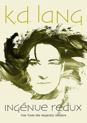 k.d. lang: Ingénue Redux – Live at the Majestic Theater (A PopEntertainment.com Music Video Review)