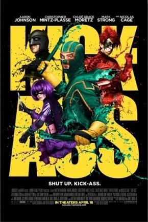 Kick-Ass (A PopEntertainment.com MovieReview)