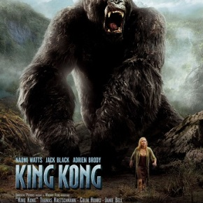 King Kong (A PopEntertainment.com Movie Review)