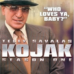 Kojak – Season One (A PopEntertainment.com TV on DVDReview)