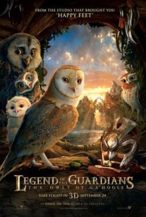 The Legend of the Guardians: The Owls of Ga'Hoole (A PopEntertainment.com MovieReview)
