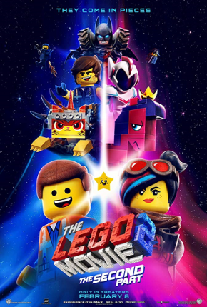 The Lego Movie 2 – The Second Part (A PopEntertainment.com Movie Review)