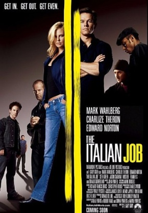 The Italian Job (A PopEntertainment.com MovieReview)