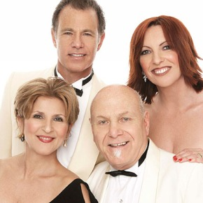 The Manhattan Transfer – 35 Years and Still Swinging