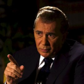 Frank Langella Transforms in Frost/Nixon