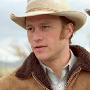 Heath Ledger Makes His Stand on Brokeback Mountain