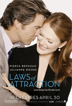 Laws of Attraction (A PopEntertainment.com MovieReview)
