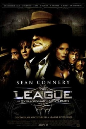 The League of Extraordinary Gentlemen (A PopEntertainment.com MovieReview)