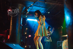 The Coathangers – Underground Arts – Philadelphia, PA – April 20, 2019 (A PopEntertainment.com Concert Review)