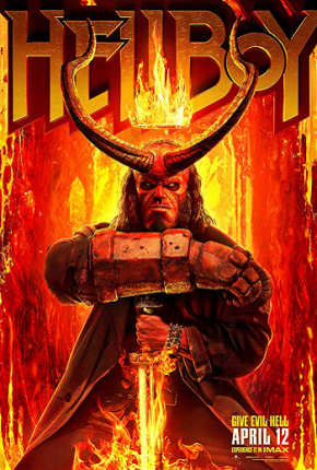 Hellboy (A PopEntertainment.com MovieReview)