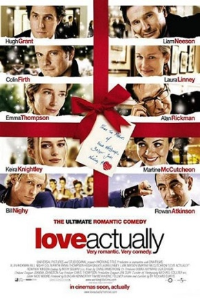 Love Actually (A PopEntertainment.com MovieReview)