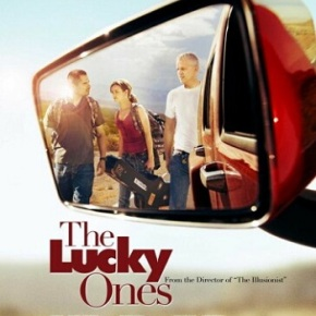 The Lucky Ones (A PopEntertainment.com MovieReview)