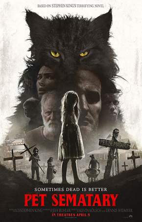 Pet Sematary (A PopEntertainment.com MovieReview)