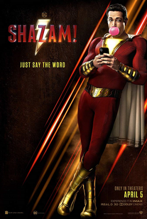 Shazam! (A PopEntertainment.com Movie Review)