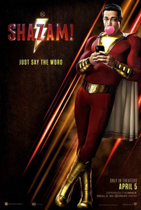 Shazam! (A PopEntertainment.com MovieReview)