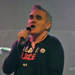 Morrissey – Non Comm – World Café Live – Philadelphia, PA – May 14, 2019 (A PopEntertainment.com Concert Photo Album)
