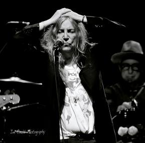 Patti Smith – The Met – Philadelphia, PA – April 29, 2019 (A PopEntertainment.com Concert PhotoAlbum)
