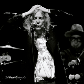Patti Smith – The Met – Philadelphia, PA – April 29, 2019 (A PopEntertainment.com Concert Photo Album)