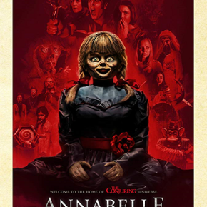 Annabelle Comes Home (A PopEntertainment.com MovieReview)