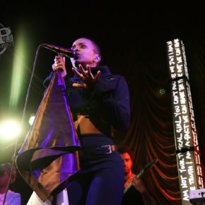 Jamila Woods – The Foundry – Philadelphia, PA – June 3, 2019 (A PopEntertainment.com Concert Photo Album)