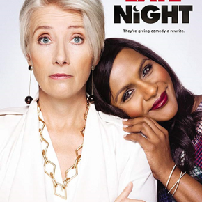 Late Night (A PopEntertainment.com MovieReview)