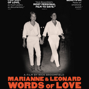 Marianne & Leonard: Words of Love (A PopEntertainment.com MovieReview)