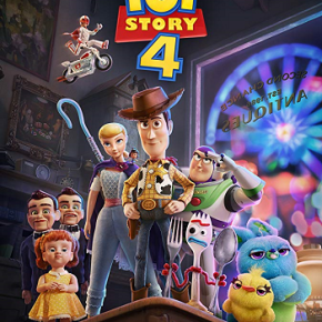 Toy Story 4 (A PopEntertainment.com MovieReview)