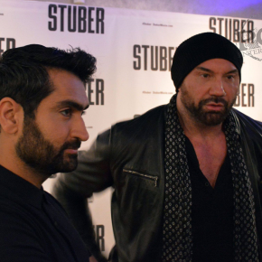 Dave Bautista and Kumail Nanjiani – Action Drives an Uber