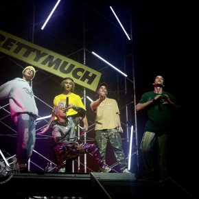 PRETTYMUCH – The Met – Philadelphia, PA – July 20, 2019 (A PopEntertainment.com ConcertReview)