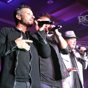 98 Degrees – SugarHouse Casino – Philadelphia, PA – July 27, 2019 (A PopEntertainment.com Concert Review)