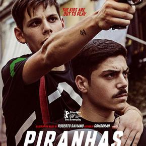 Piranhas (A PopEntertainment.com MovieReview)