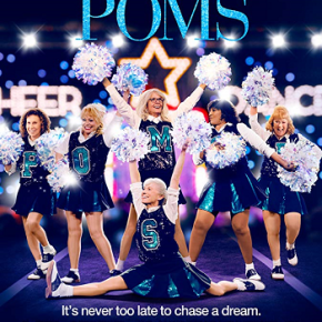 Poms (A PopEntertainment.com Movie Review)