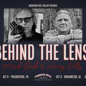 Two Iconic Rock Photographers Take You Behind theLens