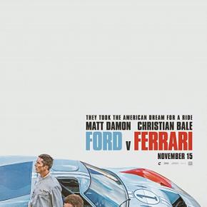 Ford v. Ferrari (A PopEntertainment.com MovieReview)