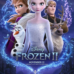 Frozen II (A PopEntertainment.com Movie Review)